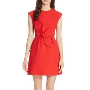 Ted Baker London Polly Structured Bow Dress 2 US